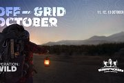 OFF-GRID OCTOBER / Operation: WILD