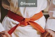 Judo class @ The Koozpace