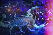 New Moon of Scorpio Meditation