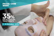 Facial Care Week at EMC