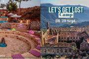 Let's Get Lost Camp with Wild Explorers Lebanon