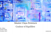 Master Class Peinture - Couleur et Equilibre (Classes in French and English)