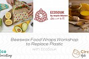 Beeswax Food Wraps Workshop to Replace Plastic