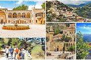 Deir El Qamar - Beiteddine Palace - Chouf Cedars Hike with Zingy Ride