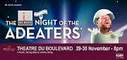 The Night of the AdEaters 2019 / La Nuit Des Publivores 2019