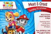 Meet Marshall, Chase & Skye from Paw Patrol