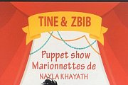 Tine & Zbib Marionnettes de Nayla Khayat