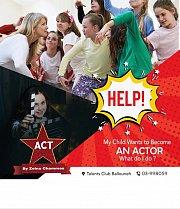 Kids Acting Classes with Zeina Chammas