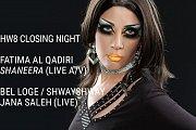 HW8 Closing Night   Shaneera (Live A/V), Fatima Al Qadiri at The Ballroom Blitz