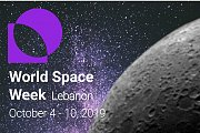 World Space Week Lebanon 2019