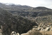 Hrajel to Afqa Grotto Hike with Golden Feet