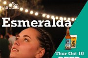 Esmeralda & The Band Live At Yardbird
