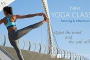 Yoga With Sally At Flame Dance Academy