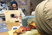 Basic Sewing at Alwan Salma