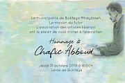 Hommage a Chafic Abboud