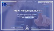 Project Management Basics with IE Alumni at I Have Learned Academy