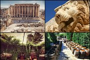 Baalbek Ruins & Chateau Rayak Winery with Zingy Ride