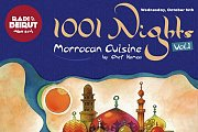 1001 Nights Vol.1 & Morrocan Cuisine [Live] at Radio Beirut