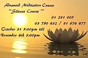 "Advanced Meditation Course ""Slence Course"""