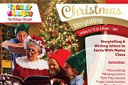 Storytelling & Writing Letters with Mama Claus