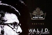 Walid Al Massih at Le Petit Piano Bar