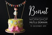 Cake Decoration Workshop with Mutlu Dukkan