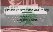 Free Creative Writing Workshop with FADE IN: