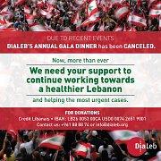 DiaLeb's 9th Annual Fundraising Gala Dinner