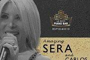 Sera & Carlos at Le Petit Piano Bar