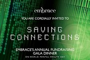 Embrace's Annual Gala Dinner