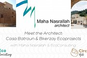 Meet the Architect: Casa Batroun & Bkerzay Ecoprojects