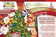 Lighting of The Christmas Tree