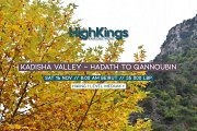 Kadisha Valley - Hadath to Qannoubin | HighKings