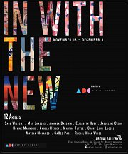 """In With The New"" exhibition curated by Art of Choice at Artual Gallery"