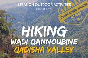 Hiking Wadi Qannoubine with Lebanon Outdoor Activities