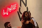 Farah Nakhoul فرح نخول and her Band Oriental Night