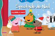 Peppa Pig et Le Spectacle de Noël