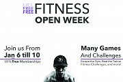 Senses FREE Open Fitness Week!