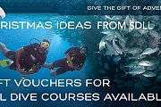 Scuba Diving  Christmas Vouchers