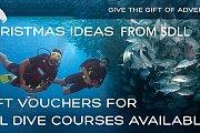 Scuba Diving  Christmas Vouchers