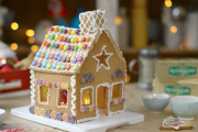 Gingerbread House at Alwan Salma
