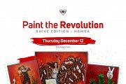 Paint the Revolution - Hamra (B.Hive) edition