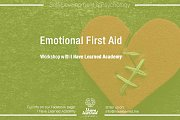 Emotional First Aid Workshop at I Have Learned Academy