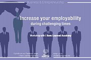 Increase your Employability during challenging times  Workshop at I Have Learned Academy