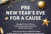 Pre New year's Eve Party For a Cause