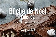 Bûche de Noel - Cooking Class at Lamina's Kitchen