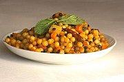 Vegetarian Moghrabiye Night