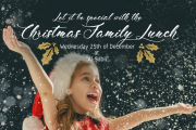 Christmas Family Lunch at Regency Palace Hotel