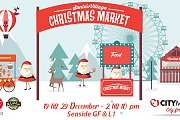 Christmas Market at CityMall Dora