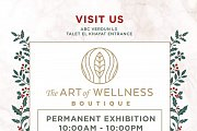 Christmas at The Art of Wellness Boutique
